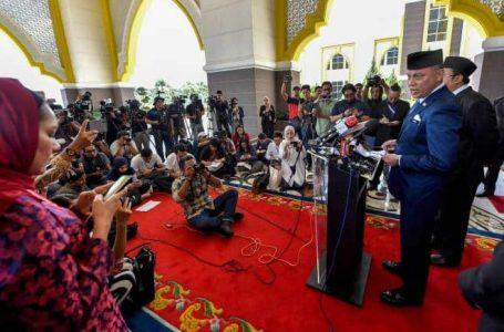 Baki 131 lagi Ahli Parlimen menghadap Yang di-Pertuan Agong hari ini