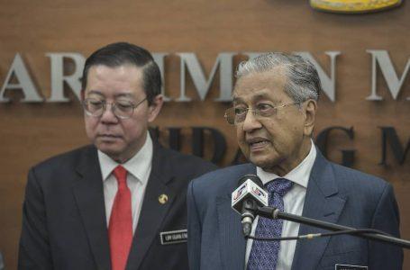 Guan Eng: Tun Mahathir enggan komited dengan manifesto PH