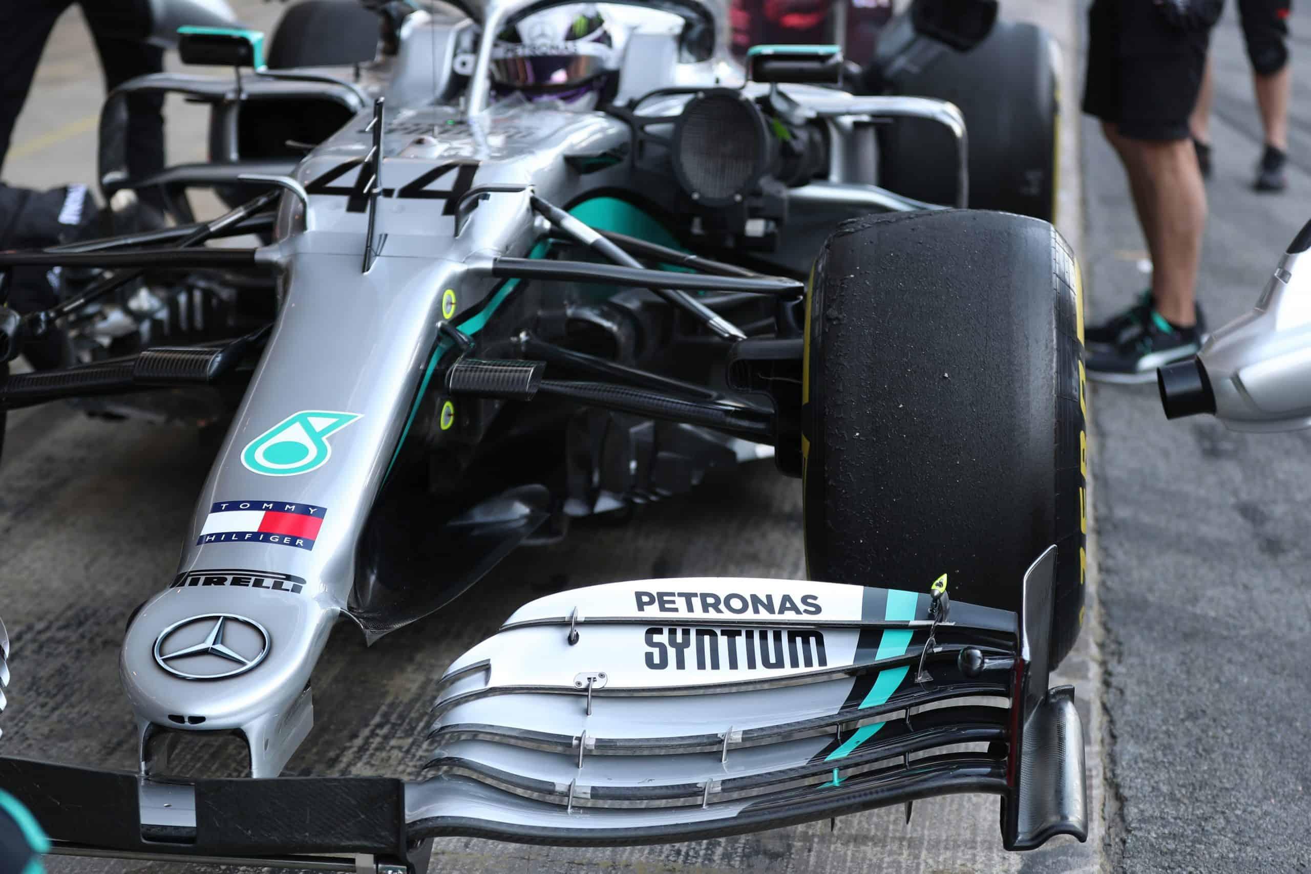 Formula 1: Sistem stereng baharu Mercedes dilarang mulai 2021