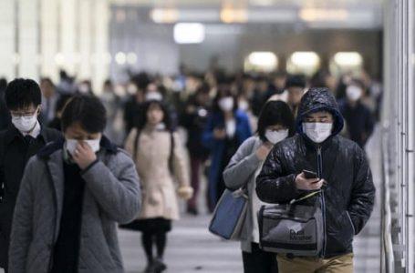 Koronavirus: Jepun sahkan kematian pertama