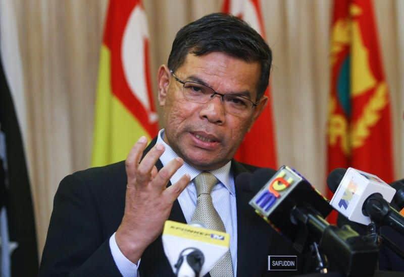 Dakwaan akuan sumpah sokong PM hanya khabar angin, Saifuddin Nasution