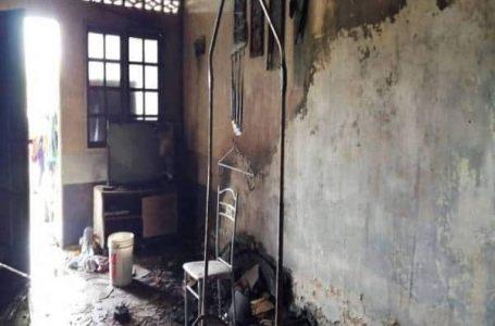 Bayi maut dalam kebakaran, ditinggal sendirian di rumah