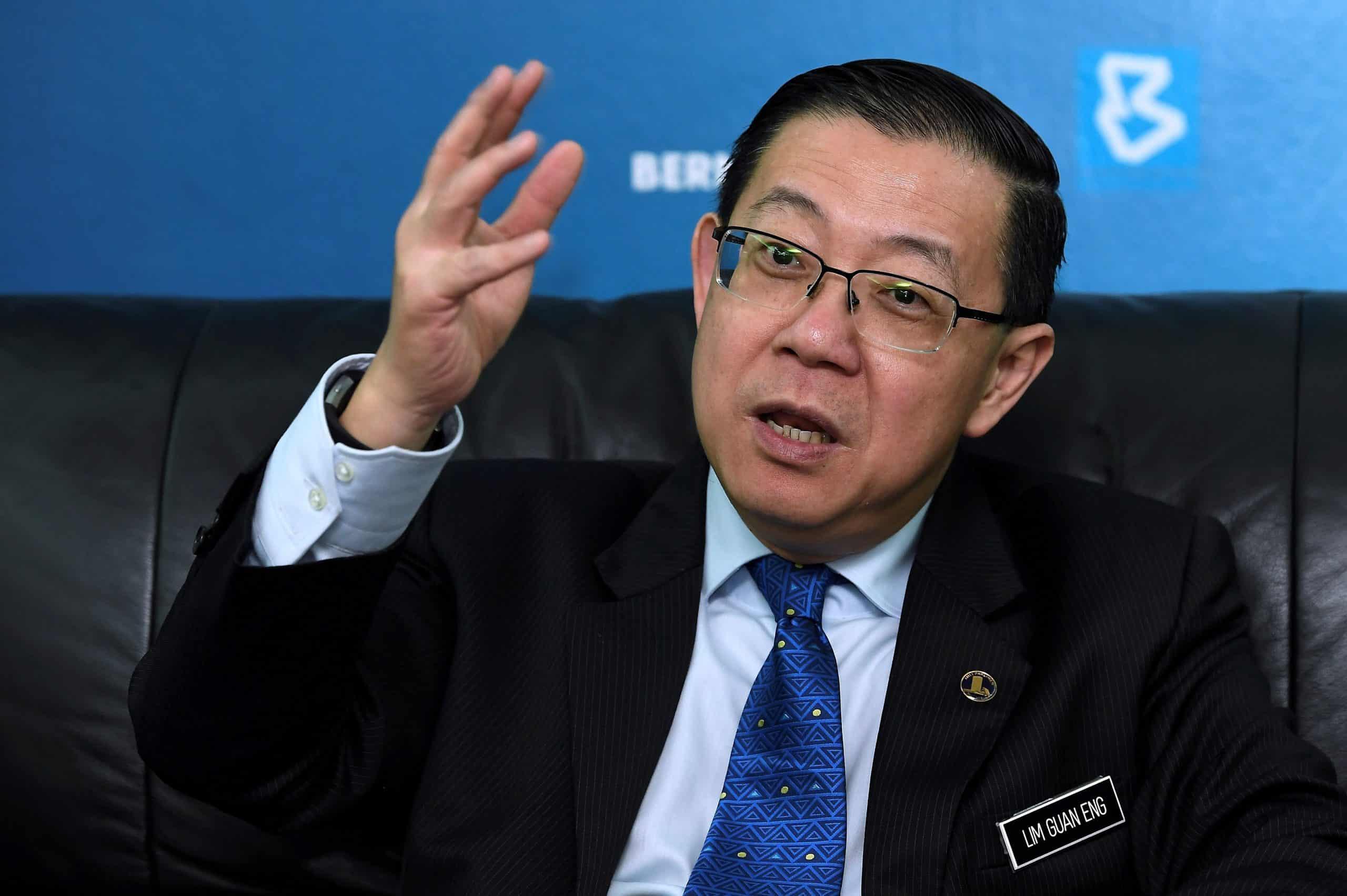 Guang Eng: Pakatan Harapan belum bubar