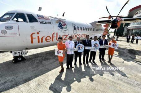 Firefly: Penerbangan domestik terus kukuh