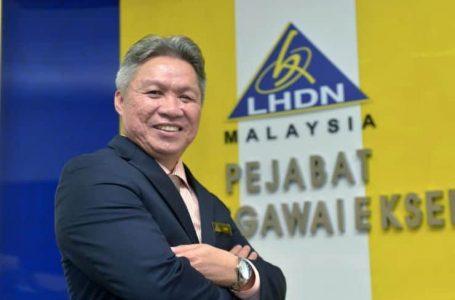 LHDN kutip RM7.9 juta