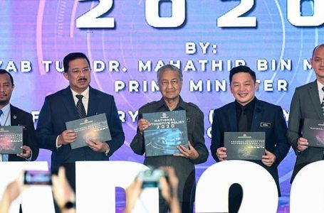 NAP2020 dijangka sumbang RM104.2 billion kepada KDNK