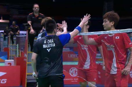 Kejohanan Badminton Berpasukan Asia: Malaysia bertemu Indonesia di final