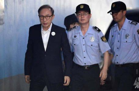 Bekas Presiden Korea Selatan dipenjara setelah gagal rayuan