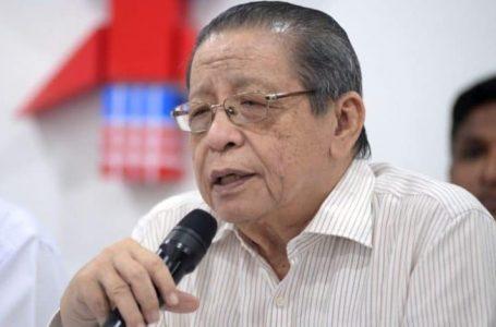 Lim Kit Siang dedah pembangkang rangka plot untuk lancar 'torpedo'