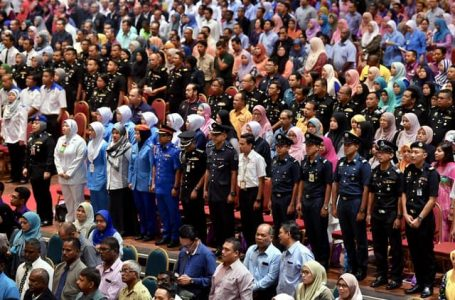 Penjawat awam dilarang hadir serta terbabit perhimpunan politik