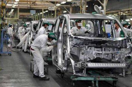 Kerajaan tubuh zon perindustrian industri automotif