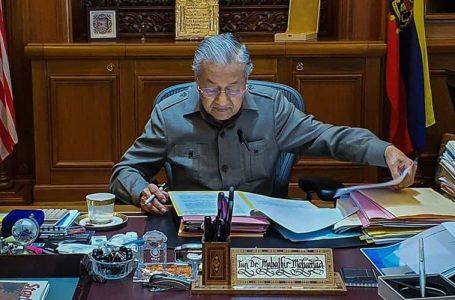 Pelantikan Perdana Menteri interim tidak akan jejaskan pentadbiran negara