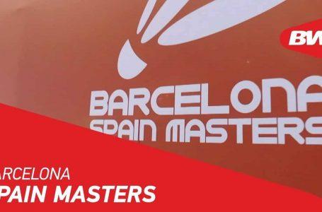 Tiga beregu, Liew Darren ke suku akhir Masters Sepanyol