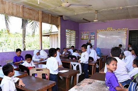 RM400 juta untuk baik pulih sekolah usang di Sarawak
