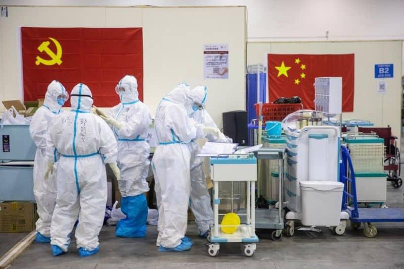 Ketua direktor hospital di Wuhan meninggal akibat koronavirus