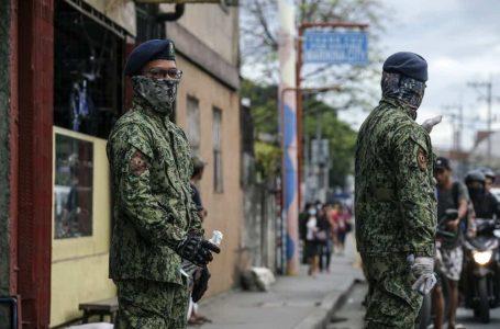 Filipina umumkan lockdown, hentikan pasaran kewangan