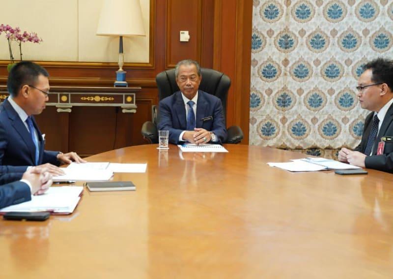 Muhyiddin: Menteri bagi semua kementerian