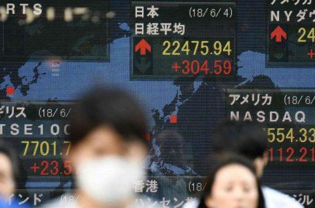 Pasaran Asia susut manakala harga minyak jatuh susulan penularan Covid-19
