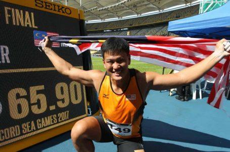 Atlet negara, Jackie Wong positif koronavirus