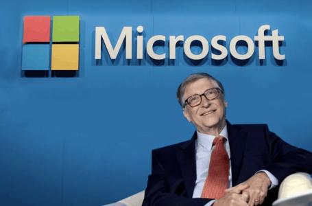 Bill Gates letak jawatan Lembaga Pengarah Microsoft untuk fokus dengan kerja kebajikan