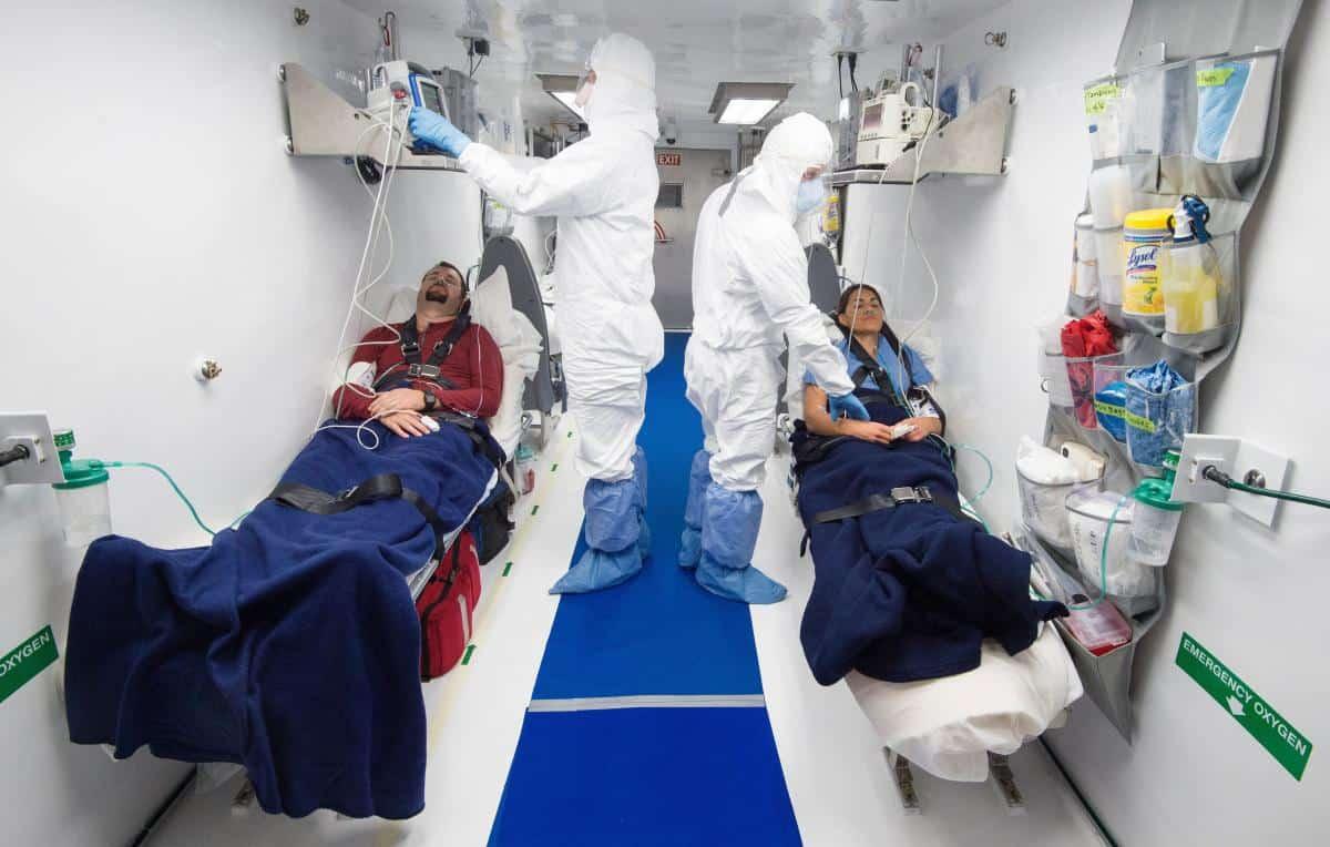 Pesakit COVID-19 berjaya sembuh dengan menggunakan ubat untuk merawat wabak Ebola