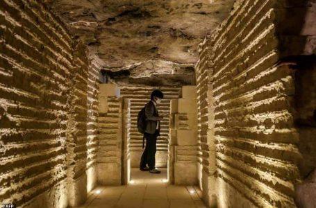 Piramid tertua di Mesir dibuka kepada orang ramai untuk kali pertama setelah ditutup sejak 14 tahun lalu