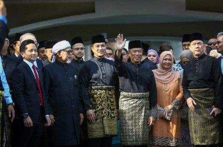 Perdana Menteri Ke-8: Perjalanan Muhyiddin Yassin dalam arena politik