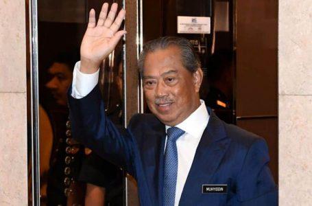 Muhyiddin mula tugas sebagai Perdana Menteri