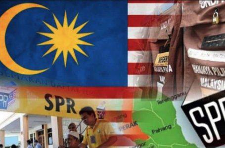 Kematangan politik Malaysia