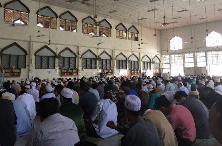 Acara himpunan tabligh di Indonesia dibatalkan, semua peserta jalani kuarantin