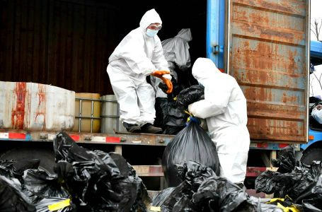Pandemik COVID-19 hasilkan sejumlah besar sisa buangan klinikal di seluruh dunia, termasuk Malaysia