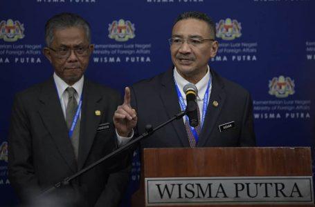 Malaysia terima bantuan peralatan perubatan dari UAE, Hishammuddin berterima kasih