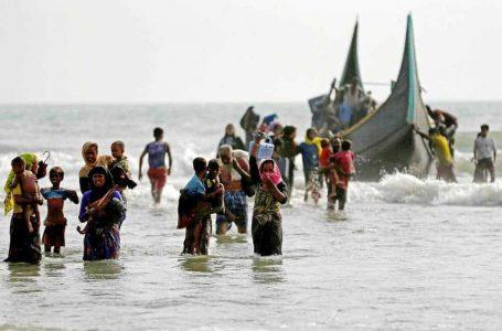 Maritim Malaysia tahan sebuah bot, bawa 202 etnik Rohingya ke Langkawi