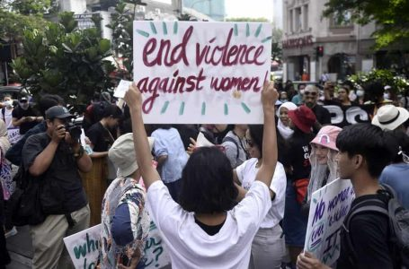 Kadar keganasan domestik di Malaysia meningkat sepanjang tempoh PKP