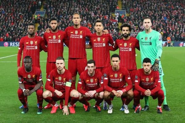 Liverpool will have less crowd support for the trophy