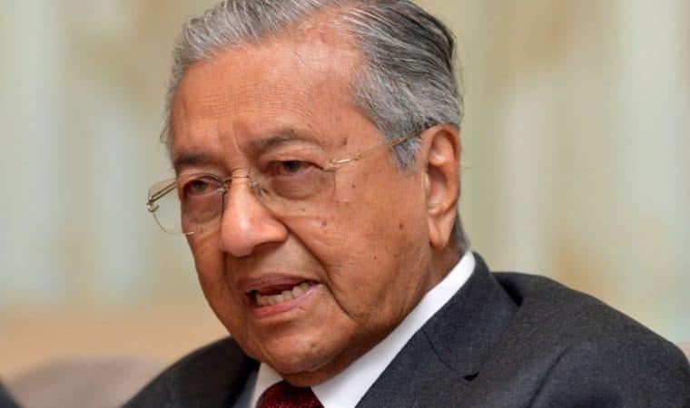 Dr Mahathir mengumumkan pendekatan yang berbeza dengan pendekatan Bersatu.