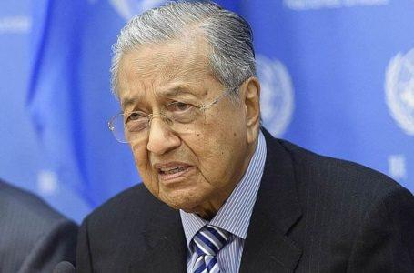 """""""Boleh singkirkan saya, tetapi haruslah ikuti perlembagaan parti"""" – Mahathir"""