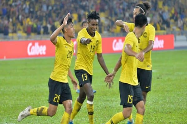 Persatuan bola sepak Malaysia memberi rehat kepada pasukan kebangsaan mereka sebelum Worldcup 2020