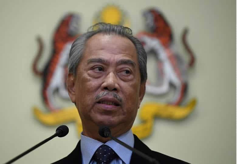 Tidak ada suara untuk Perdana Menteri Muhyiddin Yassin
