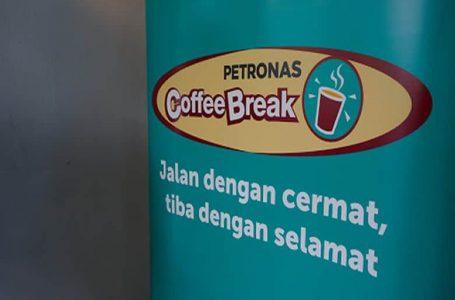 Kempen Coffee Break Petronas tumpu kepada para petugas barisan hadapan