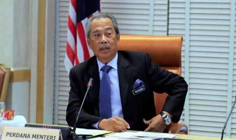 Perdana Menteri Tan Sri Muhyiddin Yassin melaporkan bahawa MCO telah dilanjutkan sehingga 9 Jun