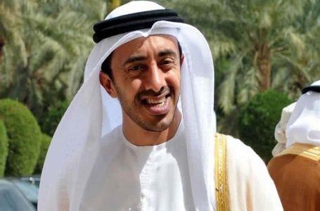 UAE menunjukkan teladan yang baik dalam krisis pandemik kini
