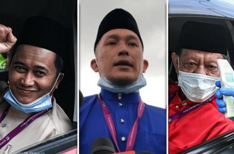 Pertarungan tiga penjuru dalam pilihan raya kecil Chini
