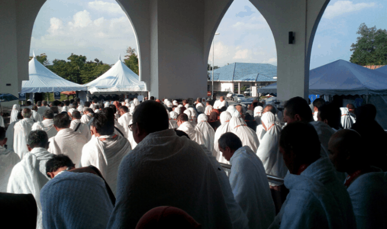 Jemaah Haji bagi rakyat Malaysia