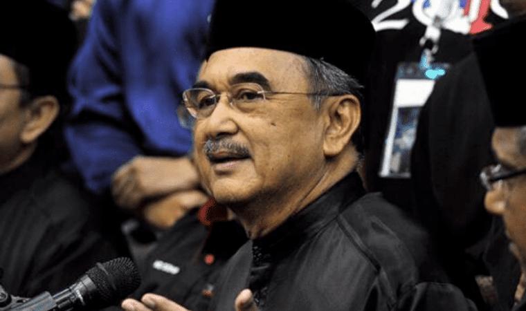 Former Chief Minister of Malacca Ali Rustam