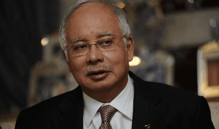 bekas Perdana Menteri Datuk Seri Najib Razak.