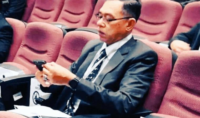 UN Head of Terengganu, Datuk Rosol Wahid