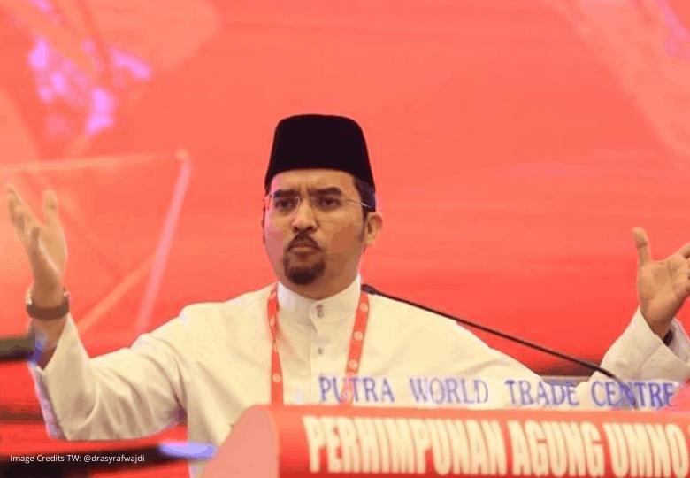 Ketua Pemuda Umno, Datuk Asyraf Wajdi Dusuki