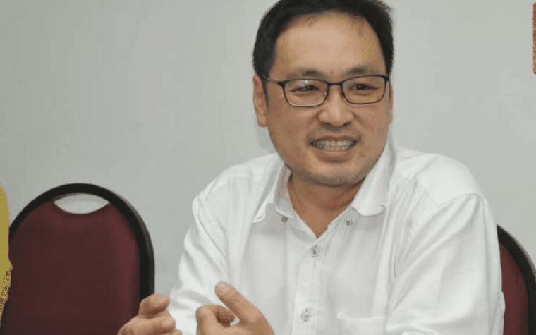 Pengerusinya Chong Chieng Jen