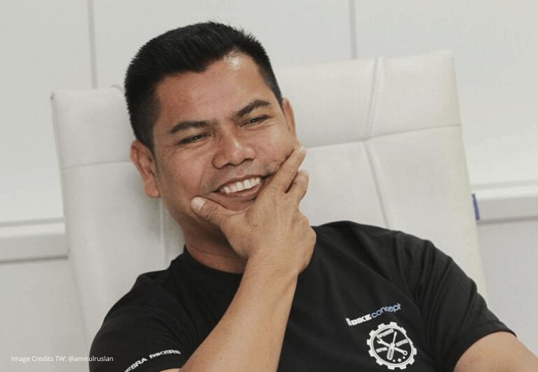 Datuk Seri Jamal Md Yunos